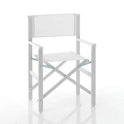 Folding Chair Milos | White