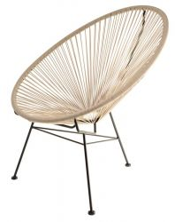 Acapulco Chair | Taupe