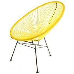 Acapulco Chair | Yellow