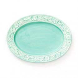 Serving Dish Lukas | Green