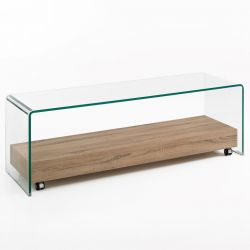 TV Stand Noa | Glass