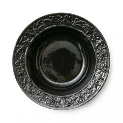 Serving Bowl Lukas | Black