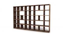 Shelving System 355 Version 7 | Walnut Wood