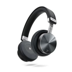 Bluetooth On-Ear Headphones Wireless Concert One | Black