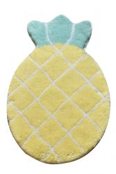 Bath Mat Pineapple