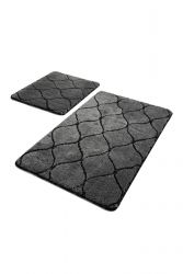 Bath Mat Set of 2 Infinity