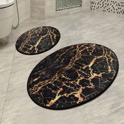 Bath Mat Set of 2 | Goldes