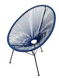 Acapulco Chair | Night Blue