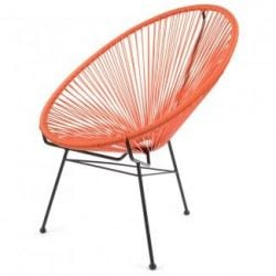 Chaise Acapulco | Orange