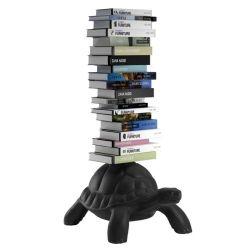 Schildkröte Bücherregal | Schwarz