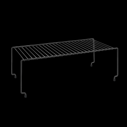 Cabinet Rack Brooklyn | Black