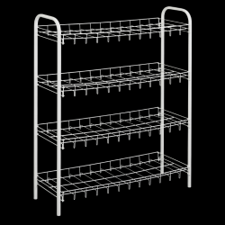 Shoe Rack 4 | White