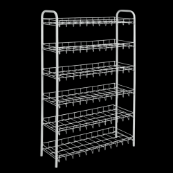 Shoe Rack 6 | White
