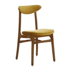 Chair 200-190 | Shine Velvet Mustard Yellow