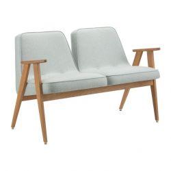 2-zit Sofa 366 Tweed | Munt
