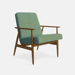 Armchair Fox Loft | Dark Wood 03 & Olive