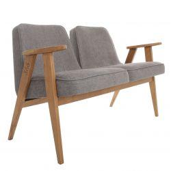 2-Zit Sofa 366 Tweed | Grijs