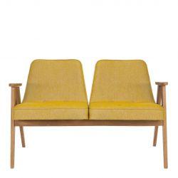 2-Sitzer-Sofa 366 Loft | Senf