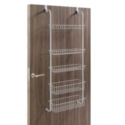 Door Organizer Artful | White
