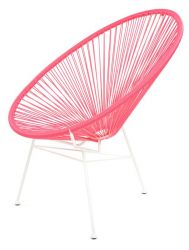 Acapulco Chair | Fuchsia