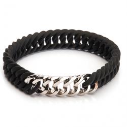 Circle Bracelet Nano | Black
