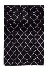 Teppich Sevilla | Marineblau / Weiß