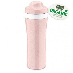 Water Bottle | Organic Pink