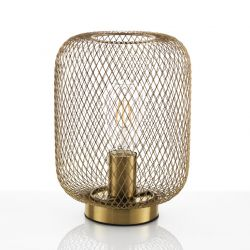 Table Lamp Crate | Brass