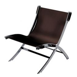 Easy Lounge Chair - bruin