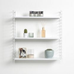 Book Shelf | White