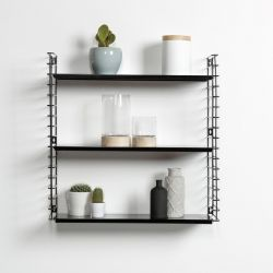 Book Shelf | Black