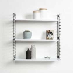 Book Shelf | Black & White