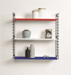 Book Shelf | Red, White & Blue