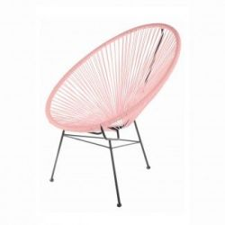 Chaise Acapulco | Rose