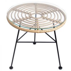 Table d'Appoint Acapulco | Rotin