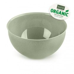 Palsby Bowl with Cover | Organic Green