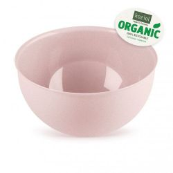 Palsby Bowl with Cover | Organic Pink