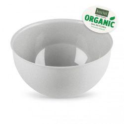 Palsby-Schale mit Deckel | Organisch Grau