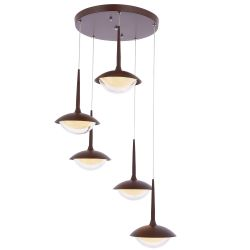 Pendant Lamp İsla Sarkıt | Brown