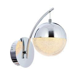 Wall Lamp Aplik | Chrome