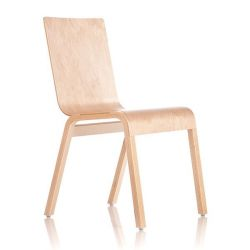 Zipper Chair - Birch
