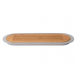 Baguette Cutting Board with Tray | Leo