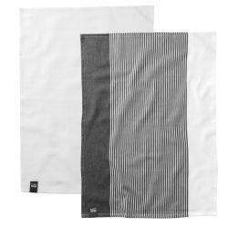 Tea Towel Set of 2 | White
