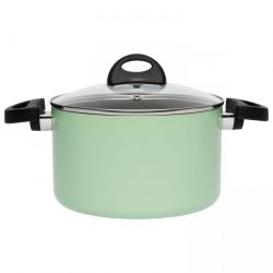 Covered Casserole 20 cm | Green