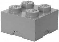 Storage Brick 4 Large | Grey