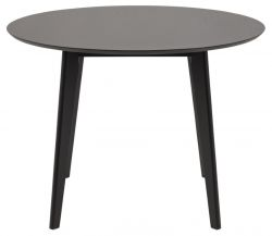 Esstisch Hoxby 105  cm | Schwarz