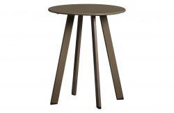 Outdoor Side Table Fer Ø 40 cm | Jungle Green