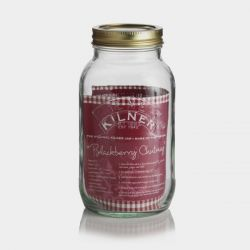 Conservenpot Glas 1 L