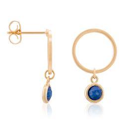 Ohrringe Maud | Lapis Lazuli