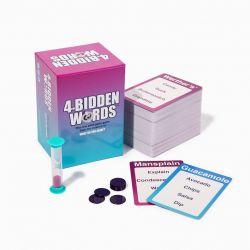 Adult Party Game 4-Bidden Words